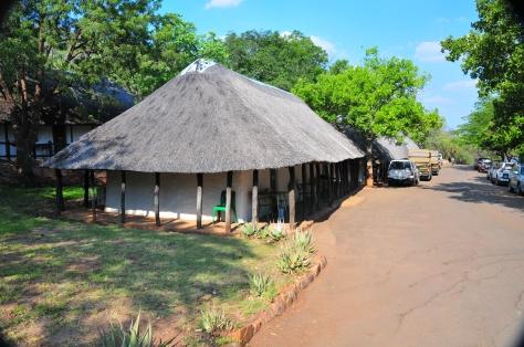 Classic accommodation at Punda Maria