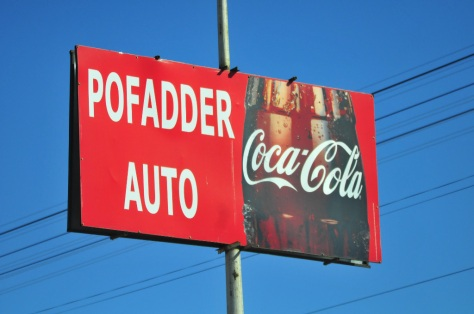We visited Pofadder - here's the proof!