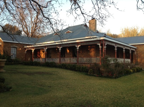 Ouplaas Guest House, Ottosdal