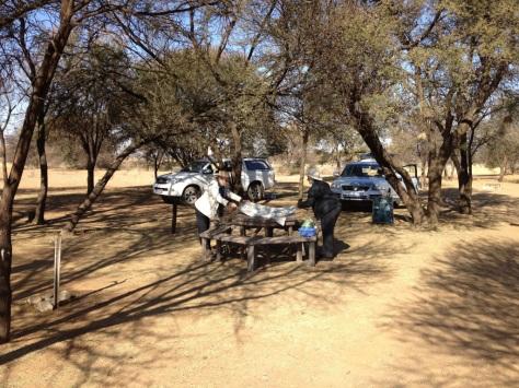Barberspan picnic spot