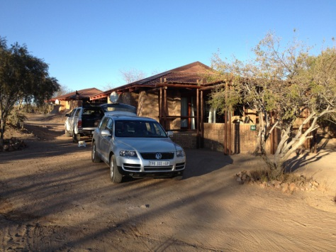 Augrabies National Park accommodation