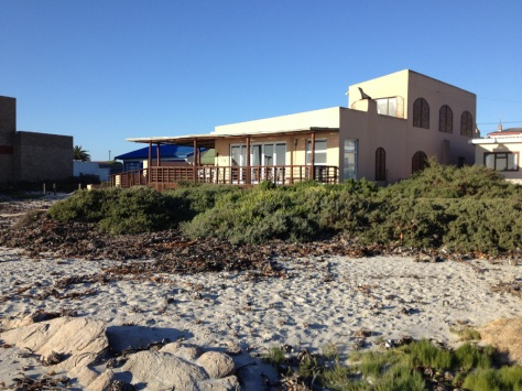 Beach house, Port Nolloth