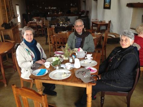 Waenhuis restaurant at Papkuilsfontein