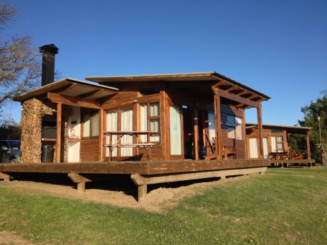 Chalet at Bontebok National Park