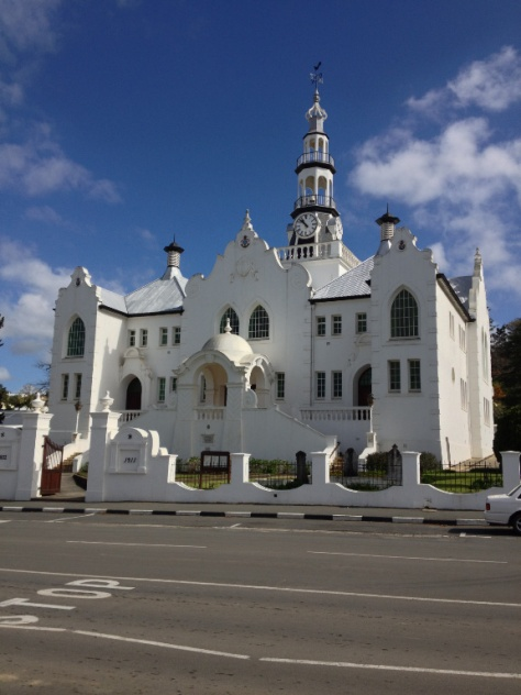 The old NG Church, Swellendam
