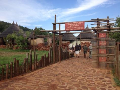 Visitor Centre, Punda Maria