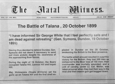 Battle of Talana