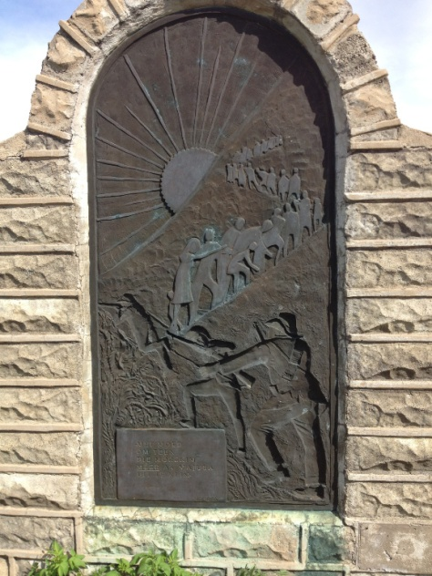 Memorial to the Boers at Majuba
