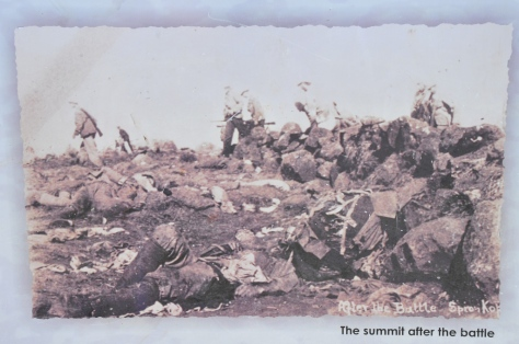 Spioenkop Battlefield (24 January 1900)