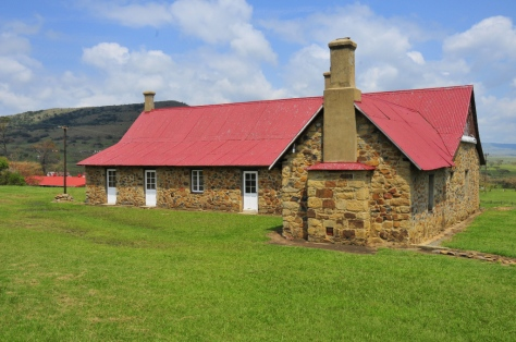 Rorke's Drift - the house used as a Hospital