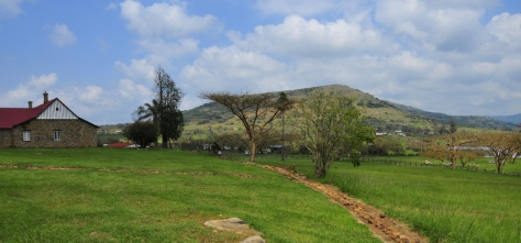 Rorke's Drift Battlefield