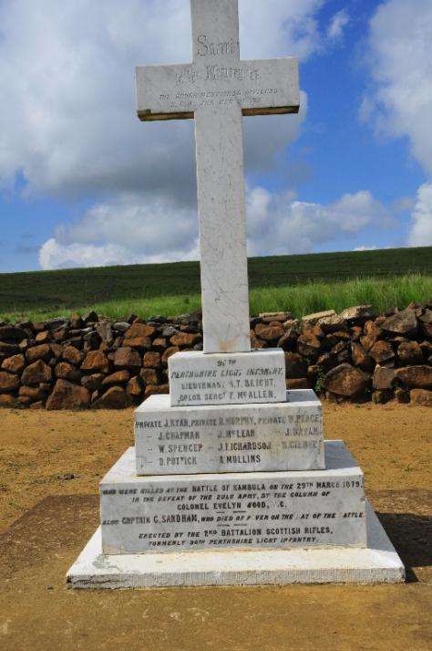 Khambula Battlefield
