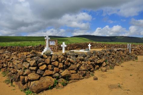 Khambula Battlefield - cemetery