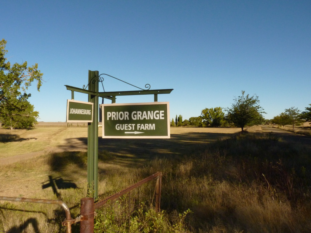 Prior Grange, Springfontein