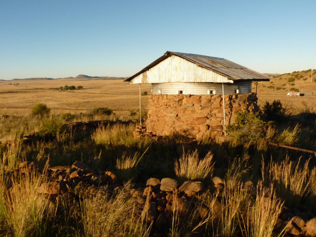 British Block house, Anglo-Boer War