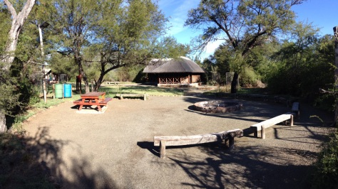 Camdeboo - Lakeview camp communal area