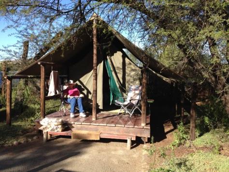 Camdeboo tent