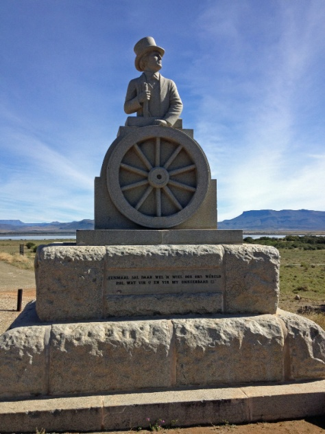 Andries Pretorius monument, Camdeboo NP