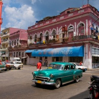 A Taste of Cuba - Havana : locked in the 1960's