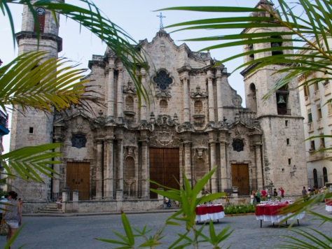 Havana - old church