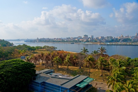 View from the Old Fort, Havana