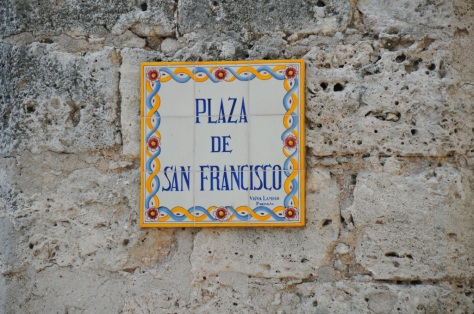 Plaza de San Fransisco