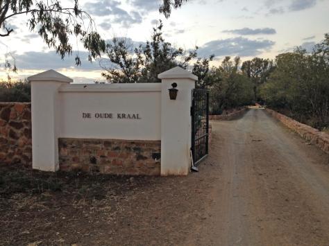 Oudekraal guest farm