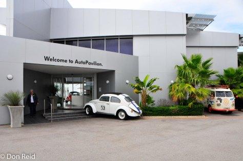VW Heritage Centre in Uitenhage