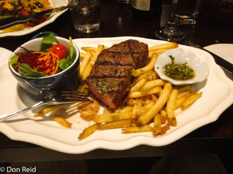 A steak to remember
