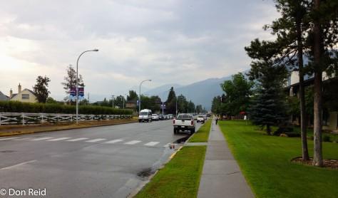 Jasper street scene