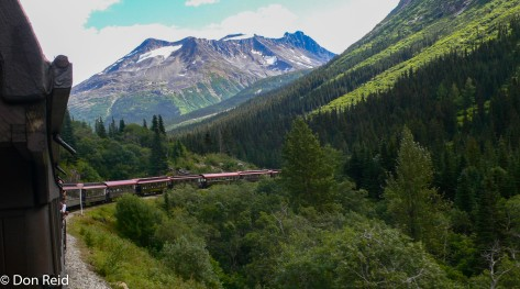 White Pass and Yukon Route Railway