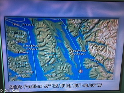 Stephen's Passage en route to Juneau