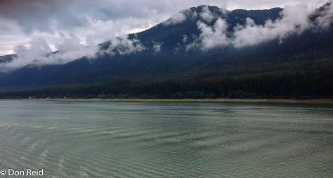Stephen's Passage en route to Juneau