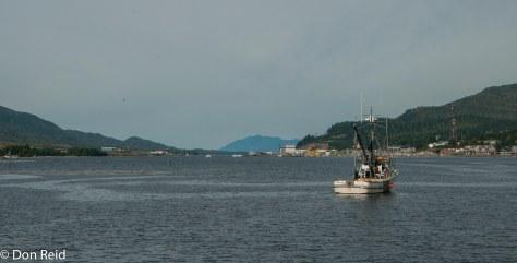 Misty Fjords excursion