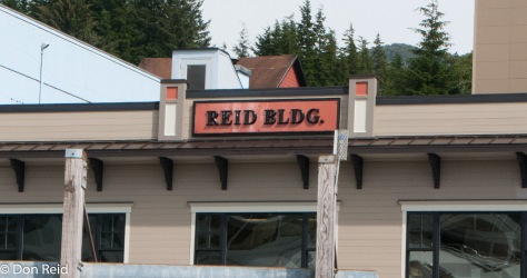Ketchikan, Alaska - they are everywhere