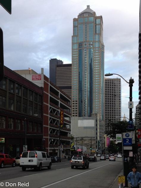 Seattle - Street scenes