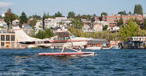 Seaplanes abound
