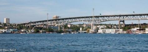 Interstate 5 Ship Canal bridge