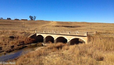 Country bridge, Leandra