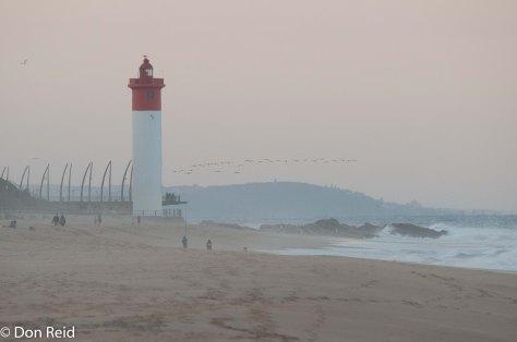 La Lucia beach