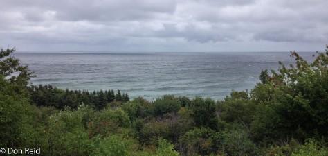 Cabot Trail scene