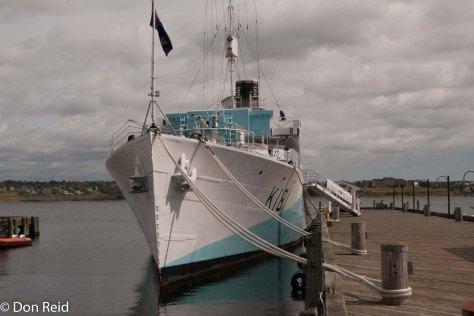 HMS Sackville