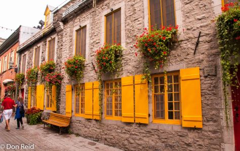 Quebec City - the Old Town
