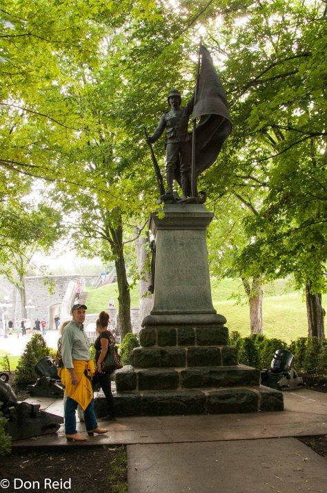 War Memorial, Quebec City