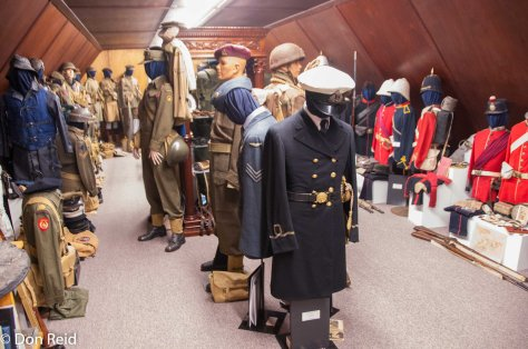 John's Military collection