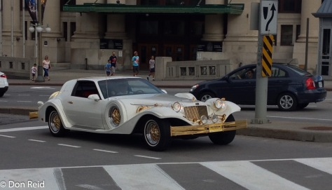 Ottawa - unusual replica car