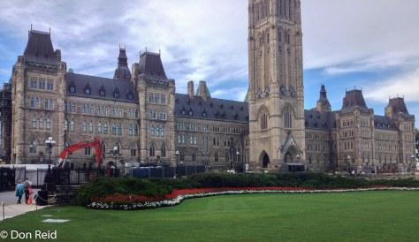 Ottawa Houses of Parliament