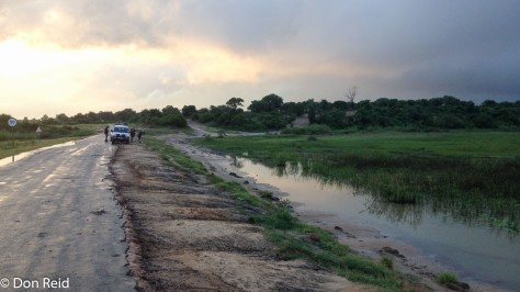 Limpopo floodplain near Xai-Xai