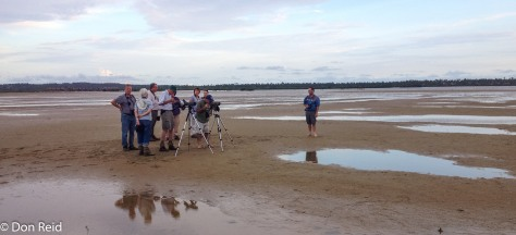 The mudflats, Inhambane