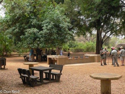 Pafuri picnic spot